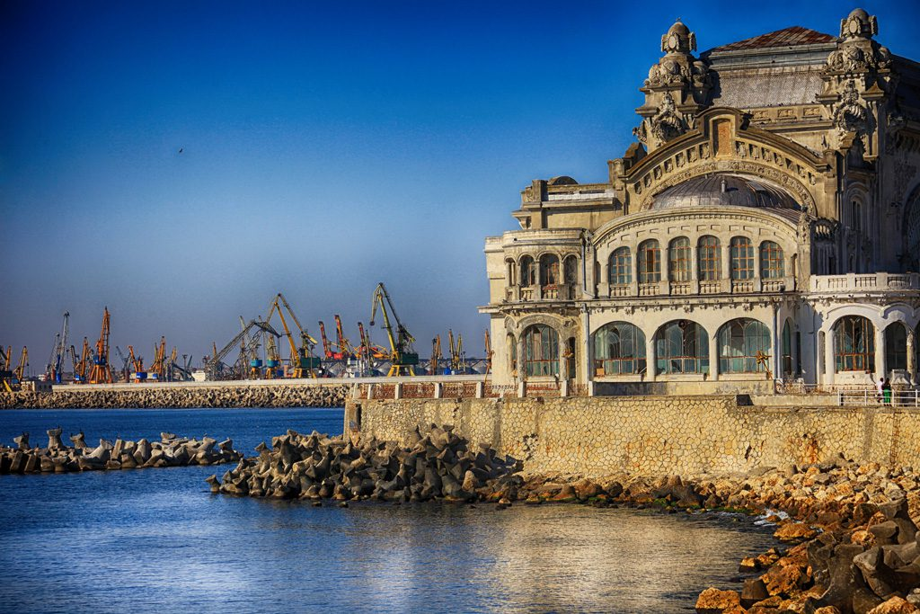 Das Casino in Constanta